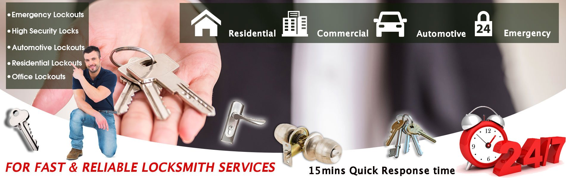 Village Locksmith Store Orlando, FL 407-572-0176